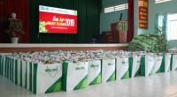 """Trao tặng nhà tình nghĩa và Chương trình trao quà Tết """"Ấm Áp Ngày Xuân 2019"""" tại xã Long Hậu"""