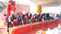 Lễ khởi công Nhà xưởng công nghệ cao Long Hậu - Đà Nẵng tại Khu công nghệ cao Đà Nẵng