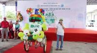 LHC tích cực tham gia thi đua tại Ngày hội môi trường năm 2017 do Ban quản lý khu kinh tế tỉnh Long An tổ chức