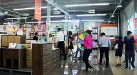 Đoàn doanh nghiệp Triển lãm Vietfood & Beverage - Propack Vietnam 2017 tham quan KCN Long Hậu