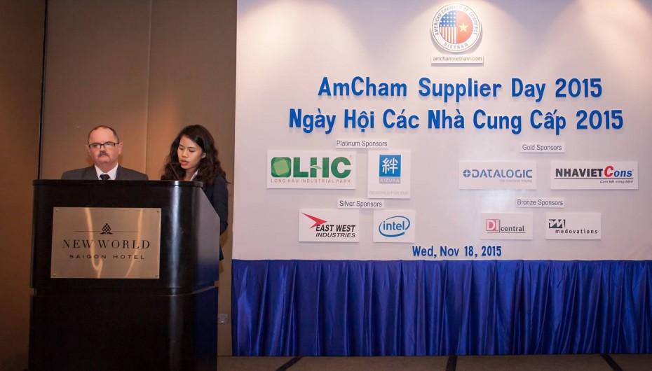 Amcham Supplier Day 2015