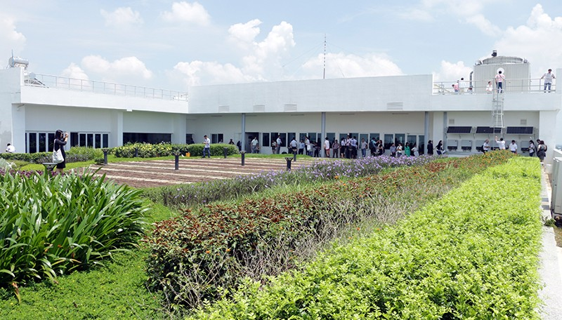 Hội thảo Nhà Máy Xanh tại khu công nghiệp Long Hậu