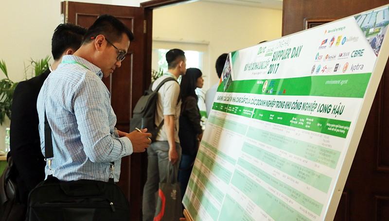 Ngày hội các nhà cung cấp - Long Hau Supplier Day 2017