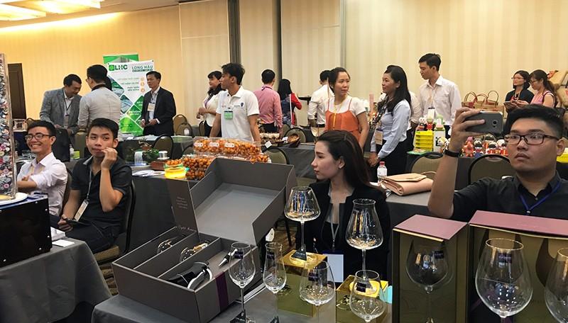 Công ty CP Long Hậu tham gia sự kiện Kết nối giao thương Việt - Thái