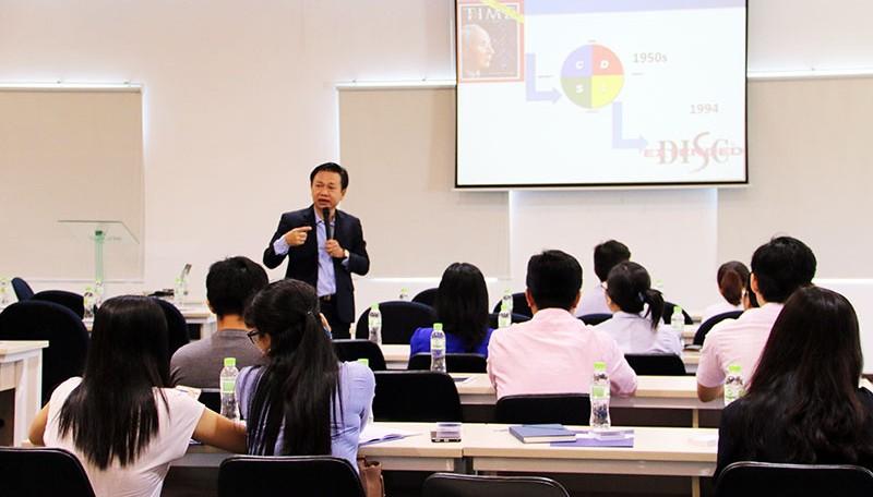 LHC tổ chức Hội thảo ứng dụng công cụ DISC trong quản trị nhân sự