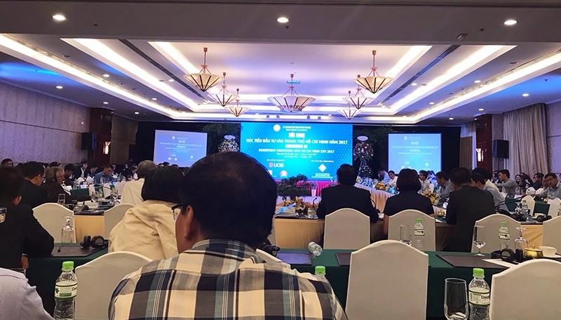 Công ty CP Long Hậu đồng hành cùng Hội nghị Xúc tiến đầu tư vào TPHCM năm 2017