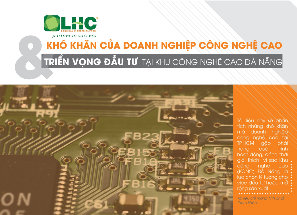 [ For reference only ] Da Nang High-tech Park (Vietnamese)
