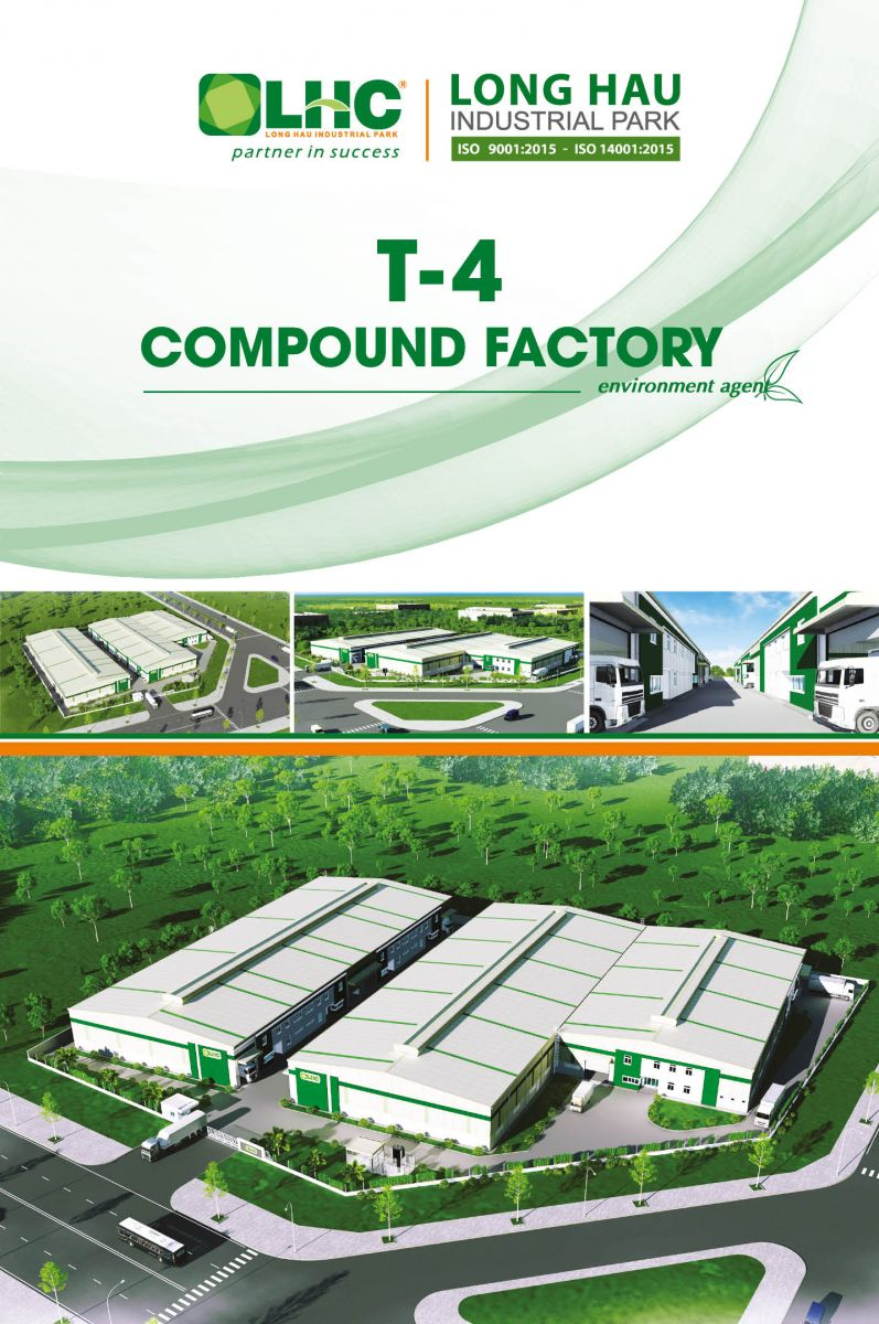 Brochure T-4 Compound factory - Long Hau IP (English)