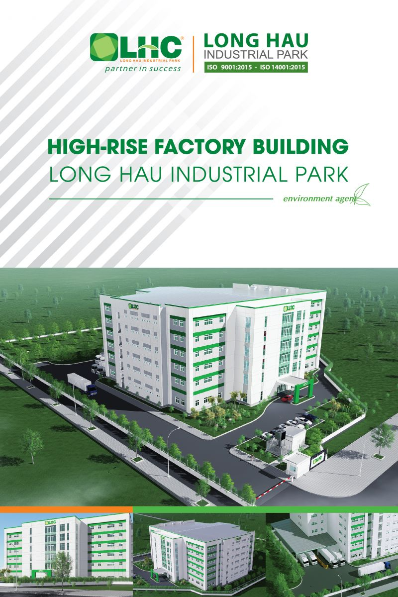 Brochure High-rise Factory Builing Long Hau IP (English)