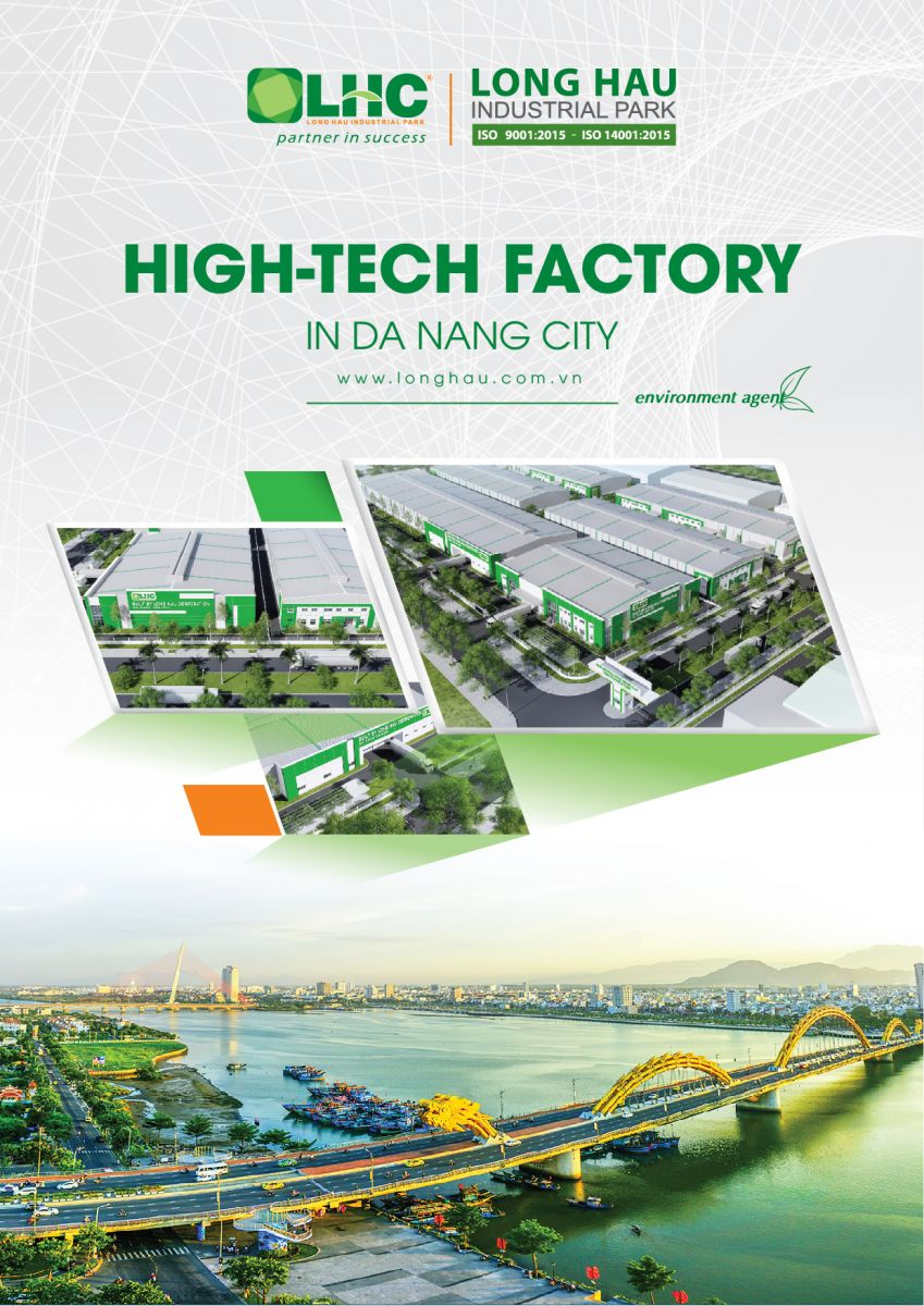Brochure High-tech Factory in Da Nang (English)