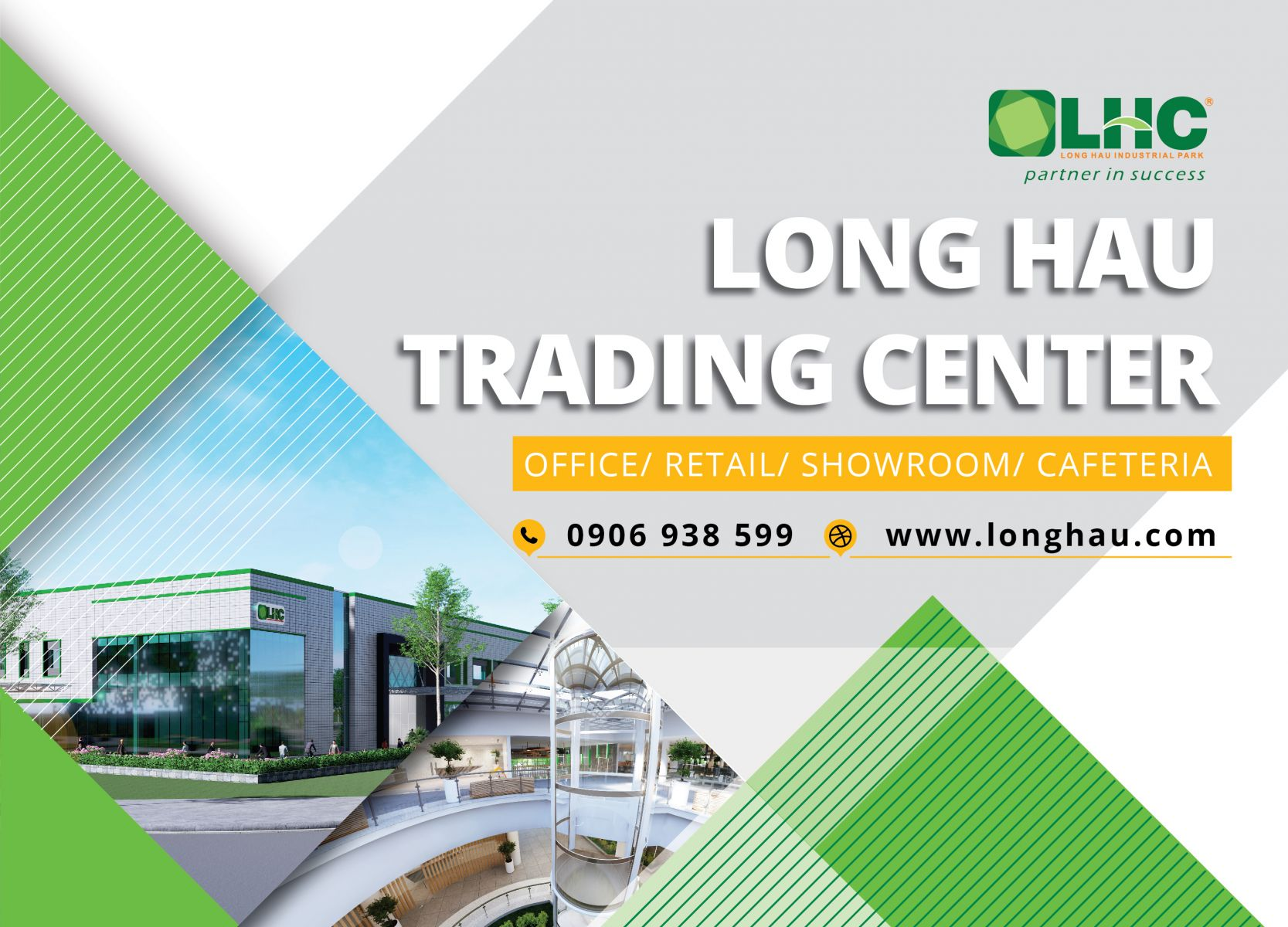 Brochure Long Hau Trading Center (English)