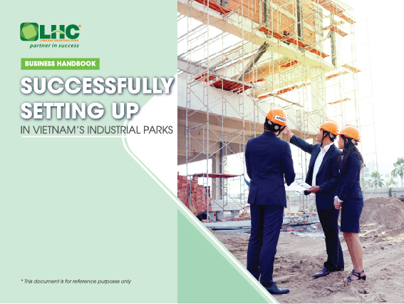 [Business handbook] Successfully setting up in VietNam's Industrial Parks (English)