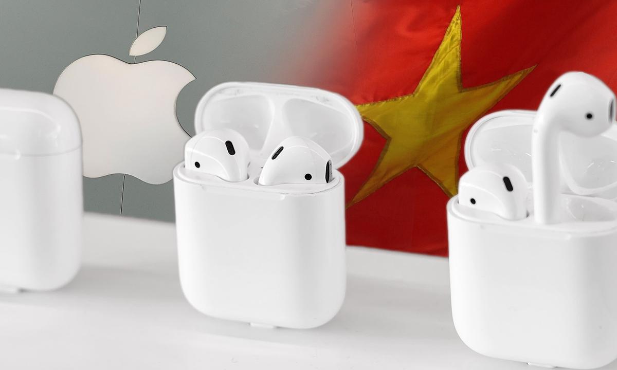 apple vao viet nam