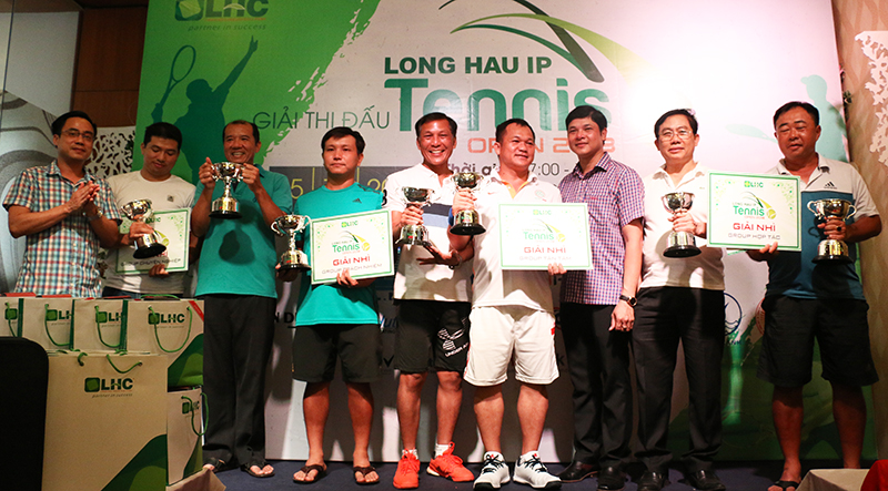 Long Hau Tennis Open lần III - 2018