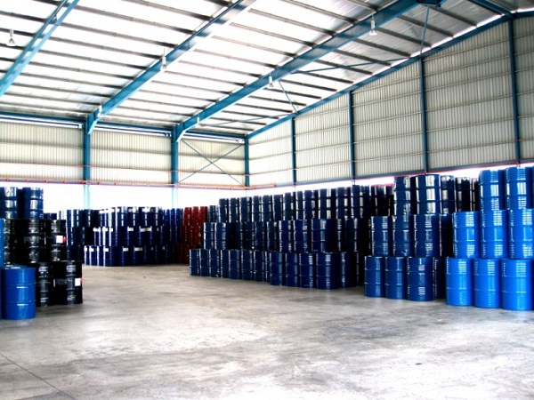 Detailed standards of warehouse for chemical